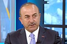 Mevlüt Çavuşoğlu'dan ABD'ye uyarı! Zamanı geldi