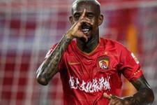 Talisca Çin'de gollerine devam ediyor!