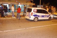 Beykoz'da silahlı market soygunu