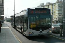 Kanlı İstanbul planı! Metrobüs duraklarını işaretlemiş