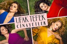 Star TV'nin fenomen dizisi Ufak Tefek Cinayetler'de dikkat çeken afiş