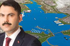 Çevre ve Şehircilik Bakanı Kurum'dan flaş Kanal İstanbul açıklaması