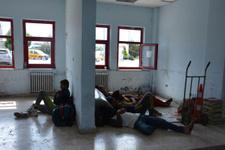 İstanbul diye Sinop'a bırakıldılar