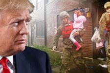 Florence kasırgasında ölenlerin sayısı artıyor! Trump'ın korkusu ise başka...