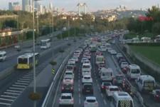 İstanbul yol durumu! İstanbul trafiğinde son dakika gelişmesi