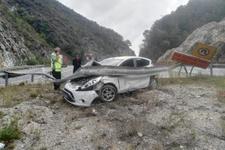 AK Parti'li Fatih Şahin'in babası Bursa'da kaza geçirdi