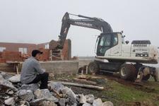 Doğu Karadeniz yaylalarında yıkım başladı