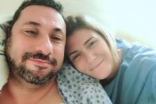 Ünlü sunucu Özge Uzun'un eşi kalp krizi geçirdi!