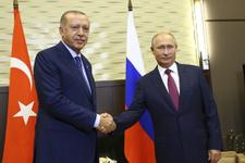 Bütün gözler Soçi'de kritik Erdoğan-Putin zirvesi sona erdi