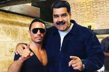 Maduro Nusret'te yemek yedi Venezuela ayağa kalktı!