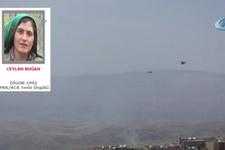 300 bin TL ödüllü terörist Ceylan Buğan öldürüldü!