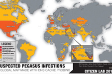 Telefonlarda Pegasus virüsü alarmı! 45 ülkeye yayıldı listede Türkiye'de var