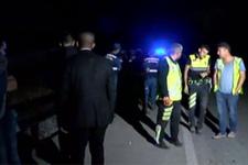 Afyon'da otobüs kaza yaptı! Ölü ve çok sayıda yaralı var