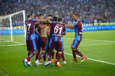 Trabzonsporlu 6 oyuncuya milli davet