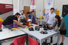 Bursa Teknik Üniversitesi 5 takımla TEKNOFEST'te