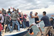 AB'den Yunanistan'a mülteci yardımı kıyağı
