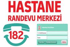 Hastane randevu alma nasıl olur MHRS online randevu girişi