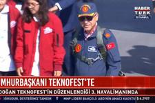 Cumhurbaşkanı Erdoğan sürpriz yaptı!