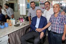 Erdoğan'dan Kasımpaşa'ya sürpriz ziyaret