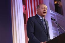 Cumhurbaşkanı Erdoğan'dan ABD'de flaş Suriye mesajı