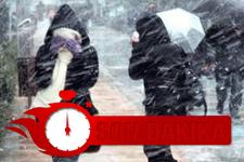 Meteoroloji duyurdu: Salı günü kutup soğukları geliyor...