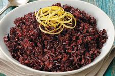 Siyah pirinç pilavı tarifi nedir?