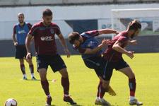 Trabzonspor'da Hosseini sevinci