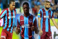 Trabzonspor'un forvetleri birbirleriyle yarışacak!