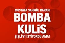 Mustafa Sarıgül bombası! Şişli olmadı hangi ilçeden aday gösterilecek?