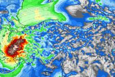 Tropikal kasırga işi gerçek çıktı! Meteorolojiden bomba açıklama