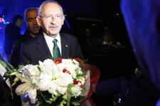 Kılıçdaroğlu parti toplantısı için Bolu'da