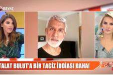 Söylemezsem Olmaz'da skandal Talat Bulut iddiası! Yine taciz