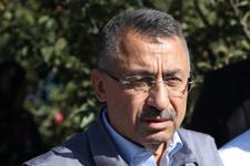 Cumhurbaşkanı Yardımcısı Fuat Oktay'ın acı günü