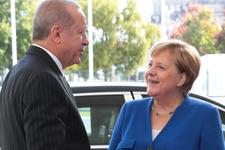 Merkel'in Erdoğan'a hayran bakışı dikkatlerden kaçmadı!