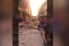 Endonezya'da 7.7 büyüklüğünde deprem meydana geldi