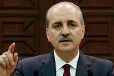 Numan Kurtulmuş: 'Türkiye için ya istiklal vardır ya da ölüm'