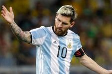 Yine kesik yedi! Messi'ye milli takım şoku