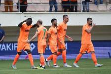 Alanyaspor fırtınası: Akhisar'ı yendi, seri 4 maça çıktı!