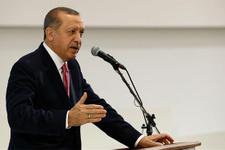 Cumhurbaşkanı Erdoğan Köln'de konuştu