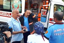 Ankara'da sıcak anlar: Özel harekat çağrıldı!