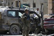 Afganistan'da bir Amerikan askeri daha öldü!