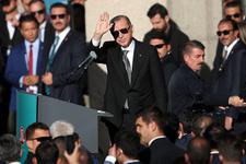 Cumhurbaşkanı Erdoğan Köln'deki cami açılışında konuştu