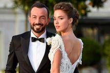 Bensu Soral evlendi! İşte düğünden olay fotoğraflar