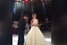 Bensu Soral evlendi! İşte düğünden görüntüler