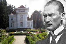 Mustafa Kemal'in vasiyetiyle ortaya çıktı! Atatürk Köşkü'nün bilinmeyen sırrı