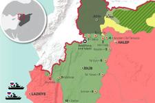 İdlib nerede şu anda kimin elinde? İdlib'in son haritasına bakın!