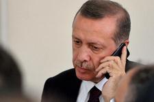 Cumhurbaşkanı Erdoğan, Kuveyt Emiri El Sabah ile görüştü
