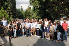 Ailesi ve manevi evlatları Sezai Türkeş'i andı