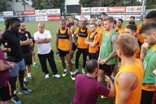 Galatasaray'da Gomis gerçeği ortaya çıktı