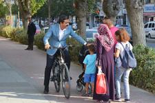 Kırşehir Belediye Başkanı Yaşar Bahçeci şekil için değil gerçekten yaptı